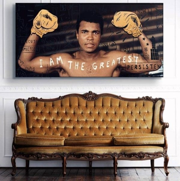 ikonick, muhammad ali, i am the greatest