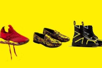 pair of sneakers, sneakers for guys, sneakers for men, sneakers to wear