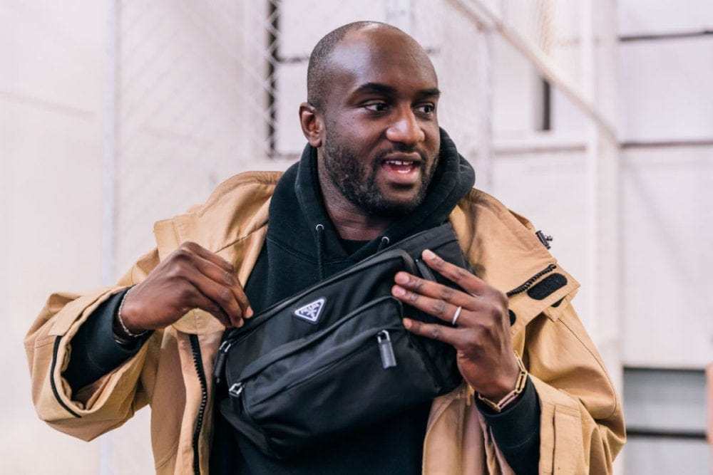 virgil abloh, off white, louis vuitton artistic director
