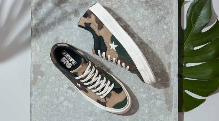 sns converse one star, conver all star, cool sneakers, converse fly sneakers, sneakers for guys, the sneaker report