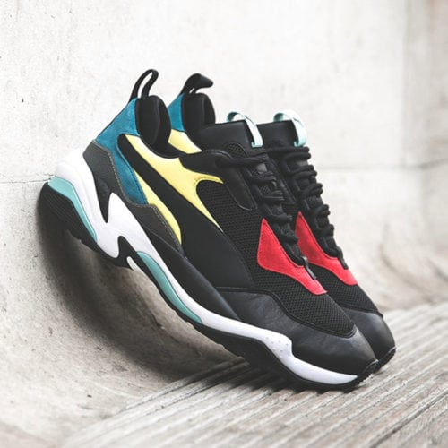 cool sneakers, puma thunder spectra, chunky sneaker trend