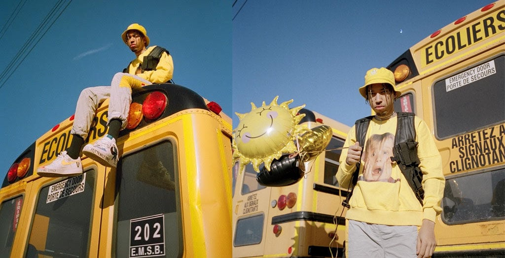 Catch Some Early Summer Vibes Through This Dope Retro Fashion Editorial