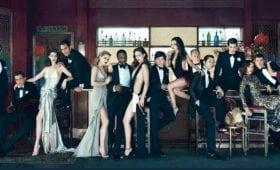 montreal grand prix party, dress to kill magazine