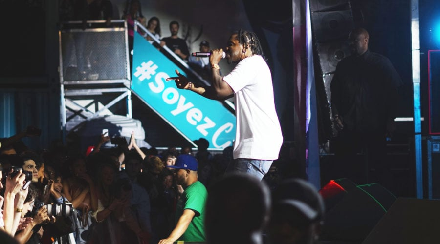 pusha T, nosetalgia, daytona, mural festival, kanye west, good music