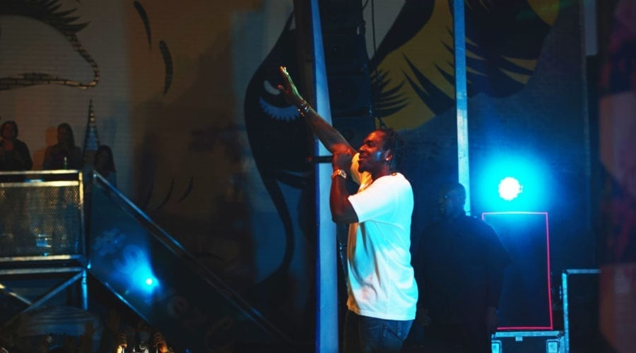 pusha T, nosetalgia, daytona, mural festival, kanye west, good music,