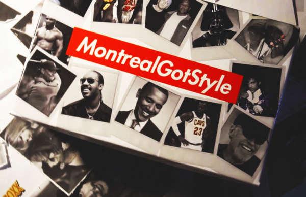 customize sneaker box, montreal sneakers