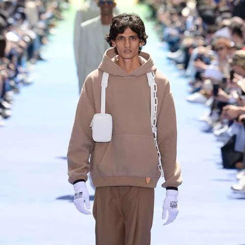 louis vuitton meets streetwear