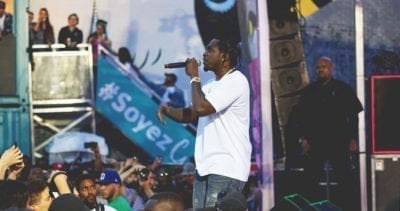 pusha T, king push, the clipse, montreal nightlife, ton barbier