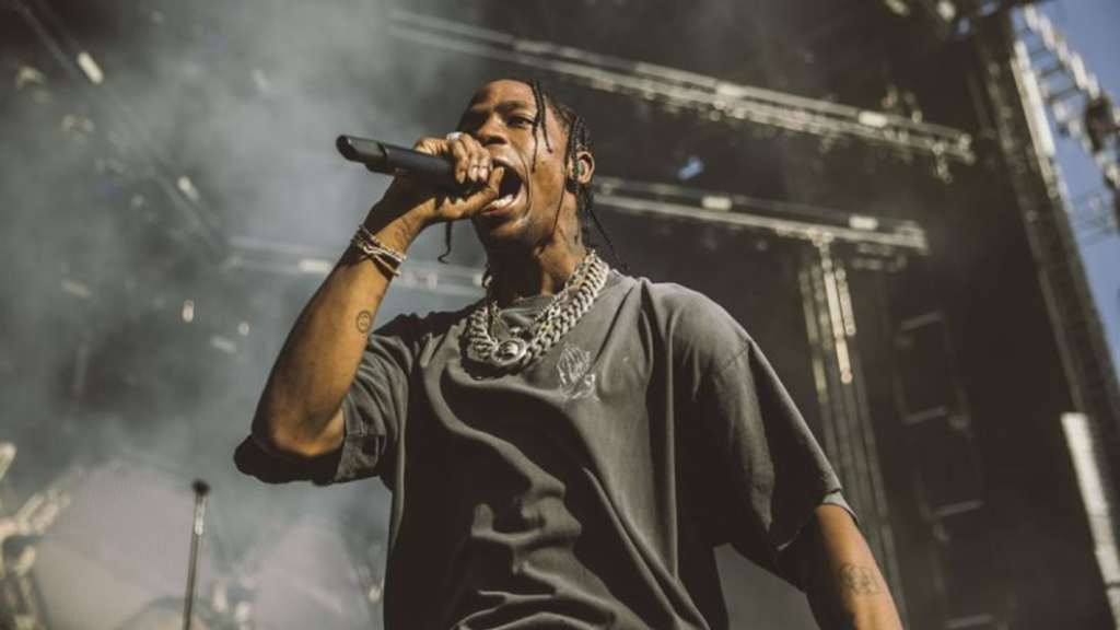 Watch Travis Scott Perform 2 Songs From Astroworld For The 1st Time At Osheaga
