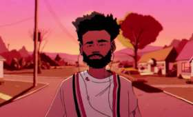 Donald Glover new video, this is america