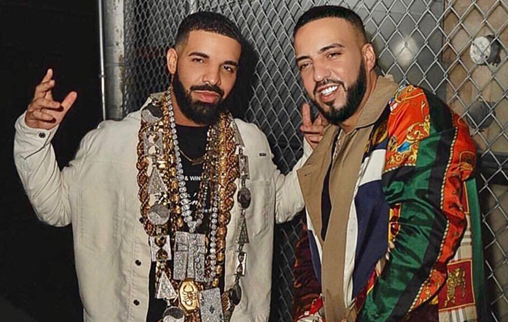French Montana And Drake Drop   8221 No Stylist  8221  And It  8217 s A Banger