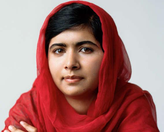 malala, influence mtl, nobel prize winner, motivational speaker
