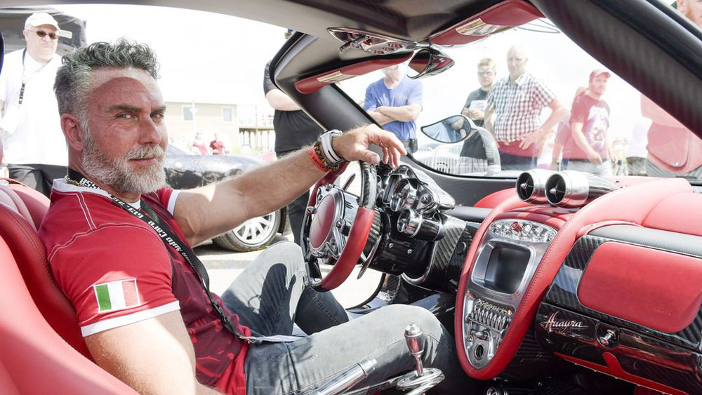 Olivier Benloulou Introduces Us To Luxury Cars   038  Racing In   8221 Rapide   038  Millionaire  8221