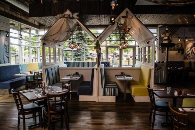 seafood restaurant in boucherville, boucherville restaurant