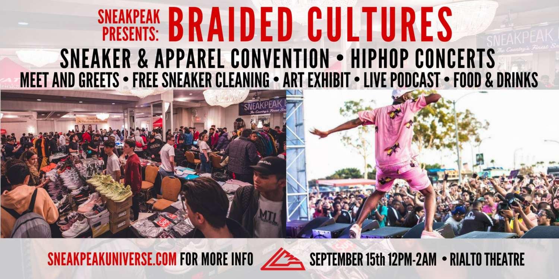 sneaker event, braided culture, sneakpeak mtl, yohan reboh, montreal sneakers, sneaker enthusiast, sneakerhead