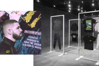 drake pop up shop in montreal