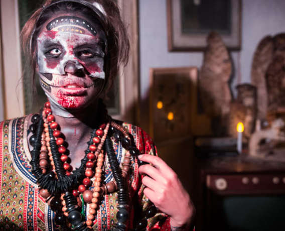 malefycia, haunted house, montreal events