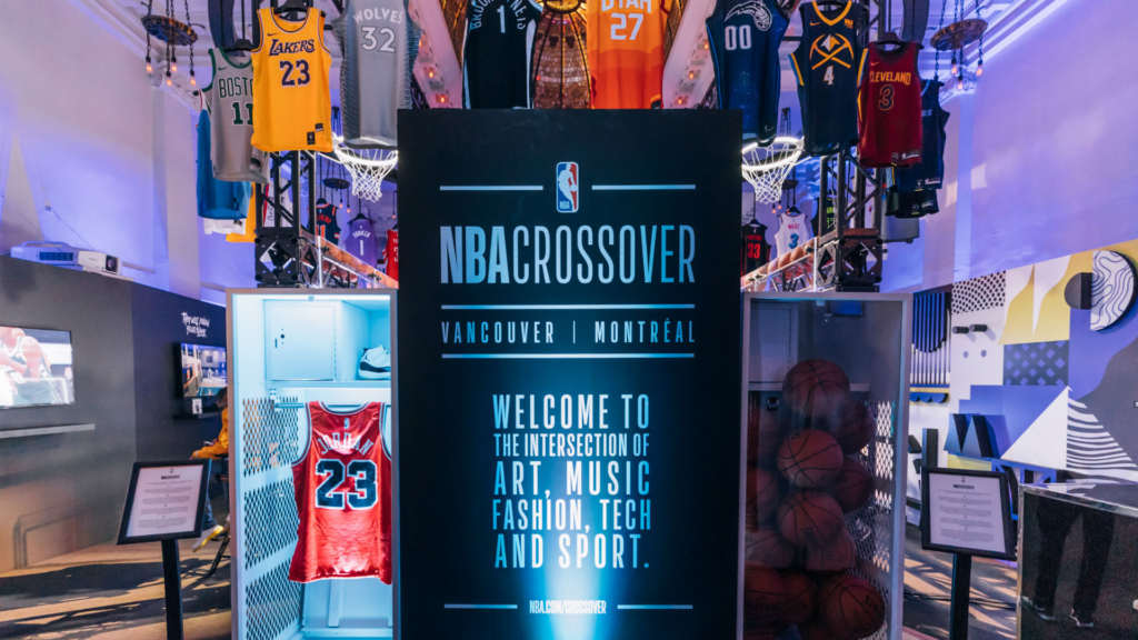 Footlocker and The NBA Is Doing A Special Pop Up In Montreal   038  You  8217 re Invited