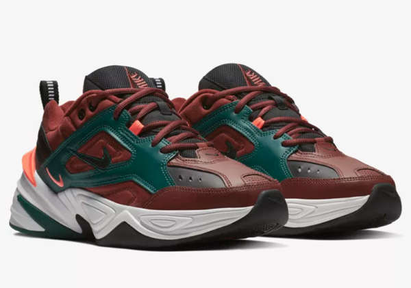 nike m2k tekno rain forest, upcoming sneakers