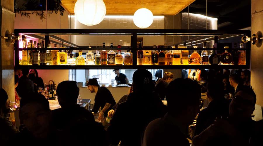 bulma bar, old port of montreal