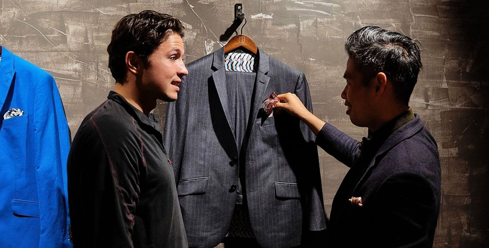 Wear A Luxury Suit And Make A Change At The Same Time With The Nathon Kong Experience