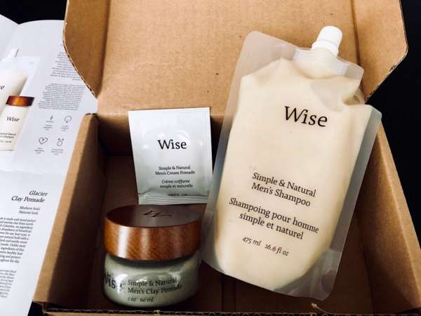 wise harcare, Christmas gift ideas, men's grooming products, Christmas time, Christmas gifts