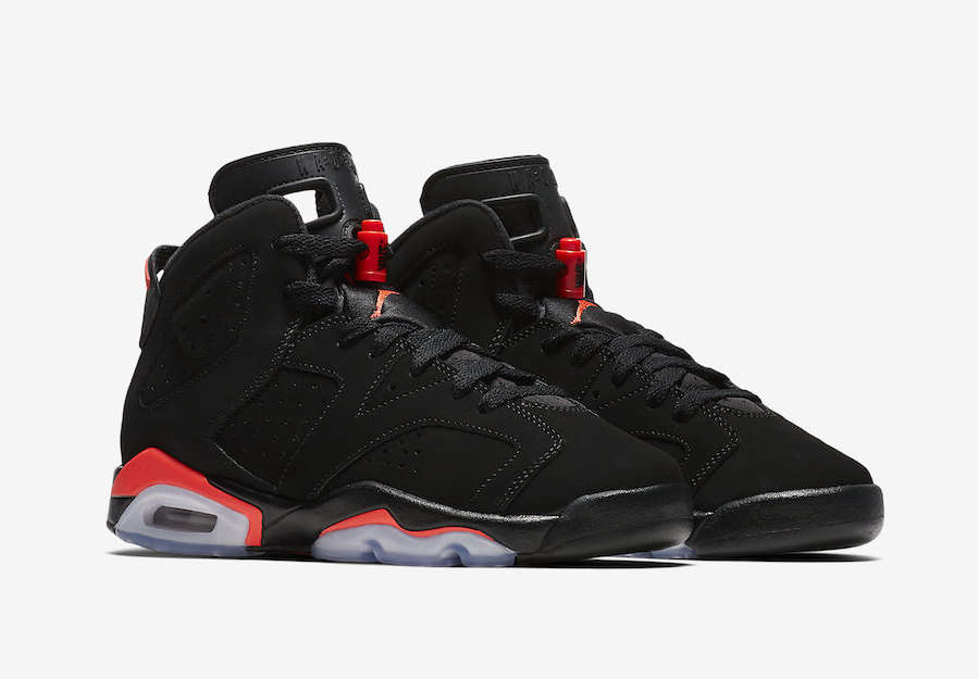 jordan brand, black infrared, infrared sneakers