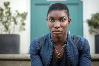 black earth rising, Kate Ashby, michaela coel, netflix show
