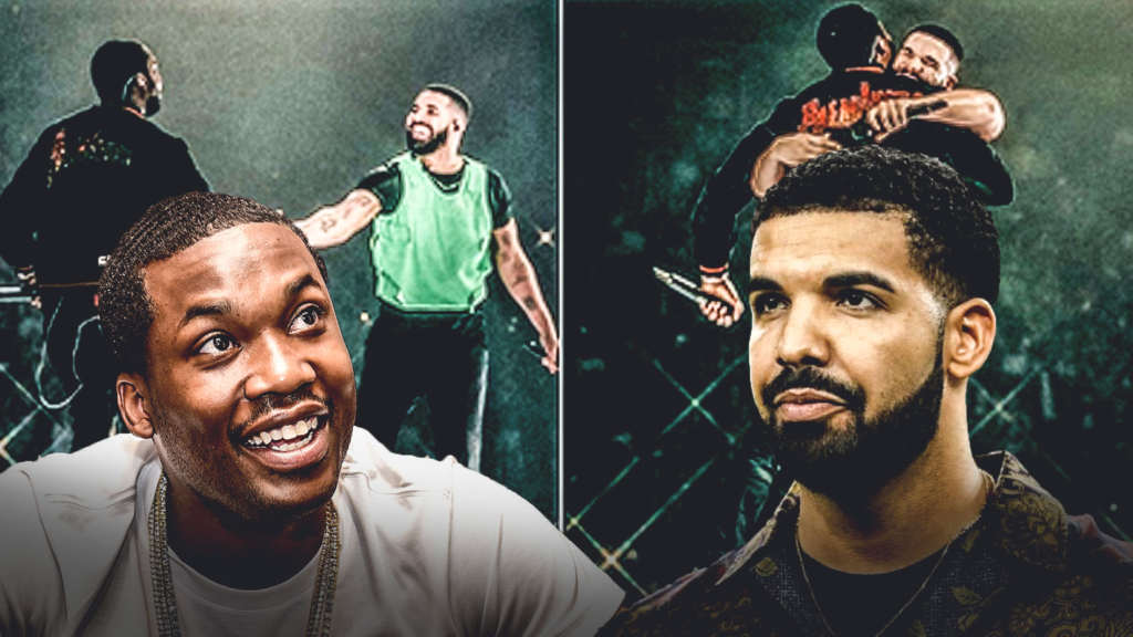 Drake And Meek Mill Release Their First Video Since The Beef   038  It  8217 s Fire