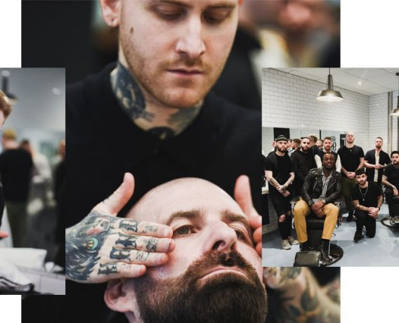 l'oréal canada, house99, montreal barber, jeremy wilde, montreal barbershops, 5125 sherbrooke ouest