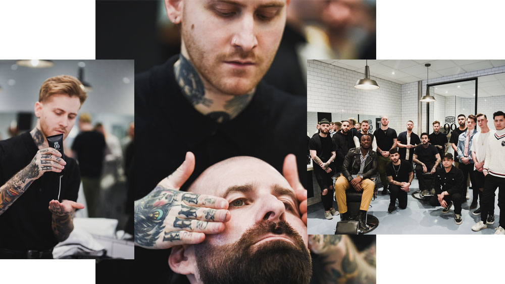 A Montreal Barber Launches The 1st Official House 99 Barbershop In The World