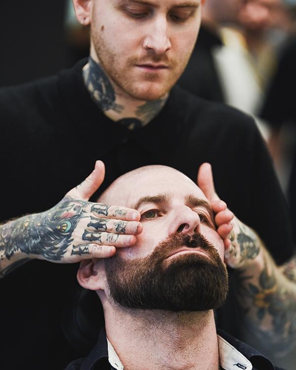 jeremy wilde, maison privée barbershop, les barbarres barbershop