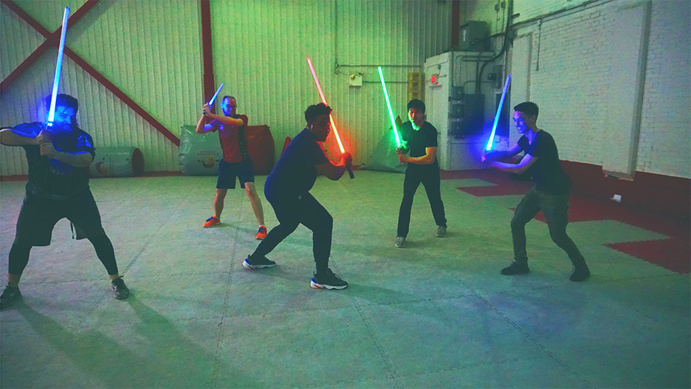 Becoming A Jedi For 1 Hour Is One Of The Most Unusual   038  Fun Activities To Do In Montreal
