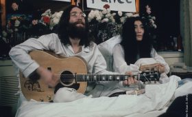 john lennon & yoko ono, yoko ono, the beatles