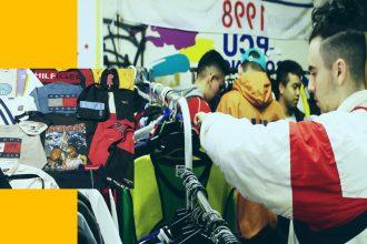 vintage outfit, deadstock depot flea market, deadstock depot toronto, vintage clothing