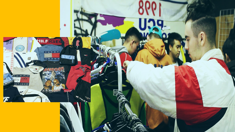 This Weekend You Can Find Your Next Vintage Outfit   038  Other Gems At Vintage Streetwear Flea Market