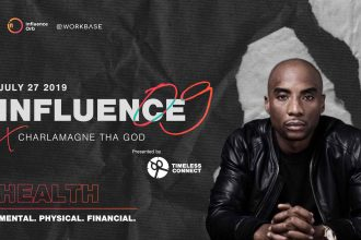 Influence Orbis, charlemagne tha god, montreal conference, montreal speaker, montreal self improvement