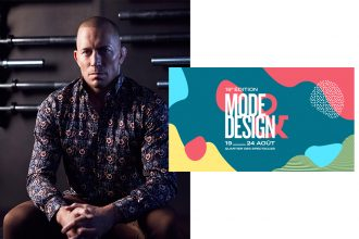 George St Pierre, festival mode et design, vincent d'amérique, michel grondines, fmd19