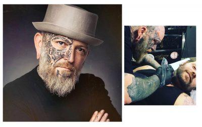 tattoo artists, david z james, tous encrés, felipe del pozo