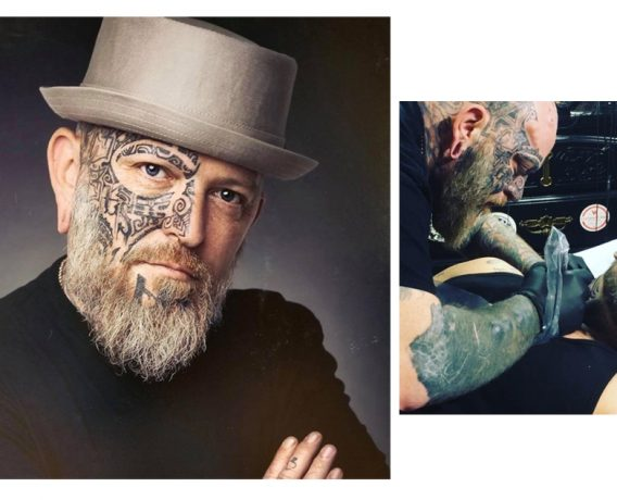 tattoo artists, david z james, tous encrés, felipe del pozo